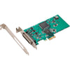 DIO-1616T-LPE Digital I/O Low Profile PCI Express card
