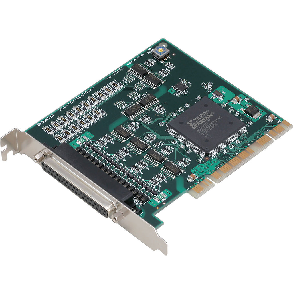 PIO-16/16L(PCI)H Digital I/O PCI card