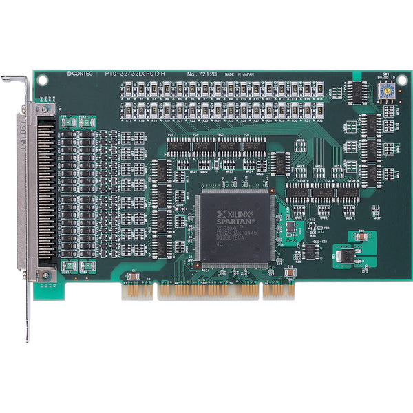 PIO-32/32L(PCI)H Digital I/O PCI card