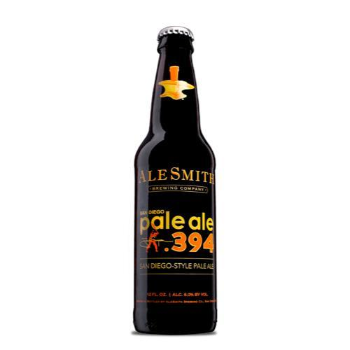 AleSmith San Diego Pale Ale .394 Beer AleSmith