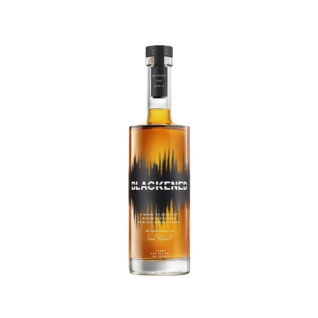 Blackened Cask Strength American Whiskey