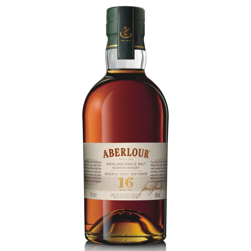 Aberlour 16 Year Old Scotch Aberlour