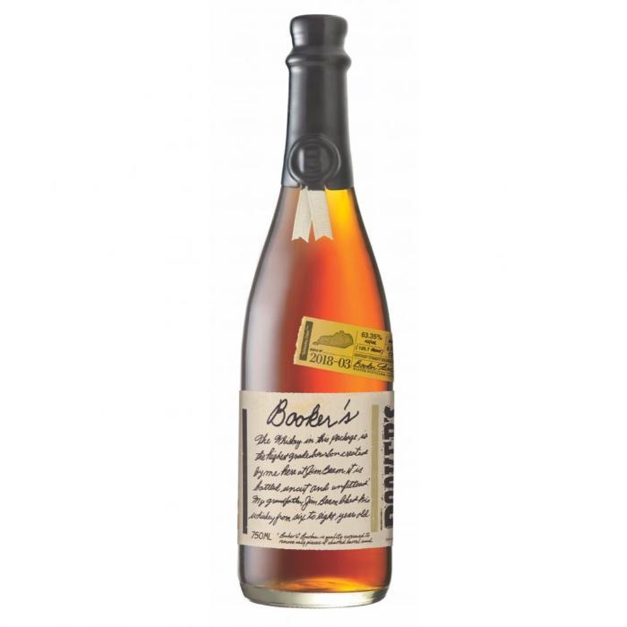 "Booker's Bourbon 2018-03 ""Kentucky Chew"" Bourbon Booker's"