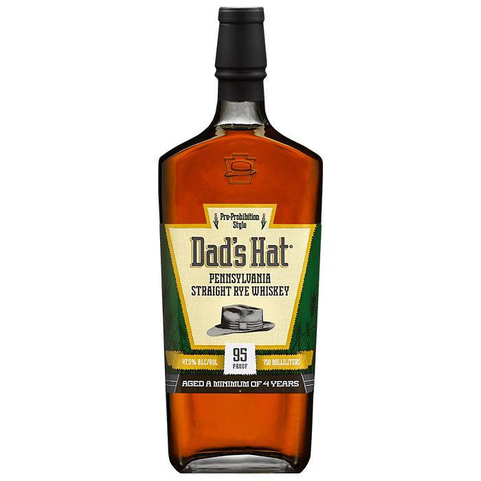 Dad's Hat Straight Rye Whiskey Rye Whiskey Dad's Hat