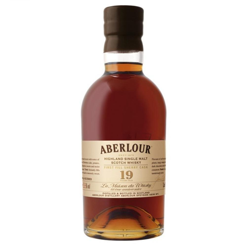 Aberlour 19 Year First Fill Sherry Butt Scotch Aberlour