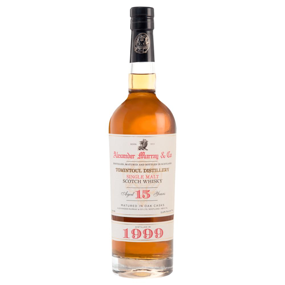 Alexander Murray Tomintoul 15 Year Old 1999 Scotch Alexander Murray