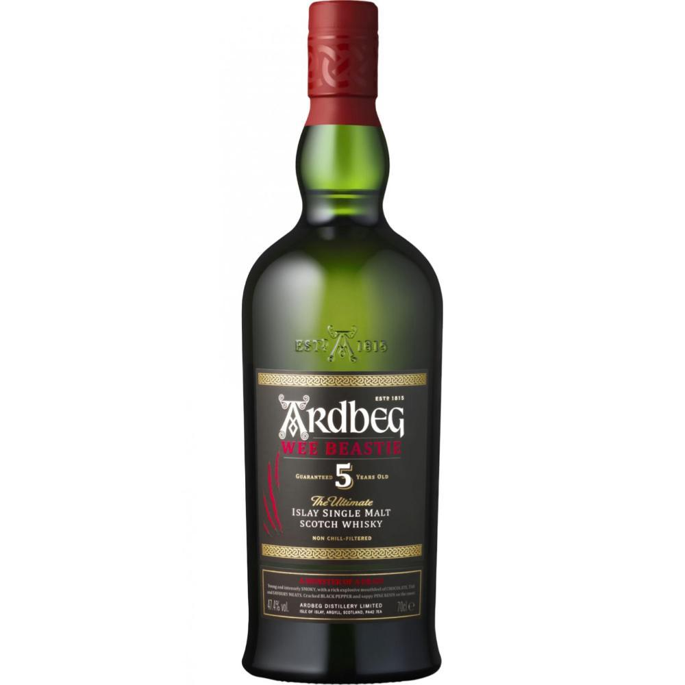 Ardbeg Wee Beastie 5 Year Old Scotch Ardbeg