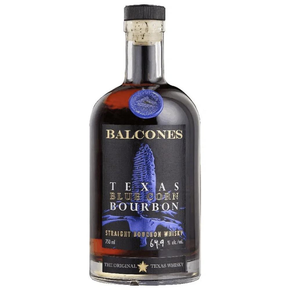 Balcones Texas Blue Corn Bourbon American Whiskey Balcones