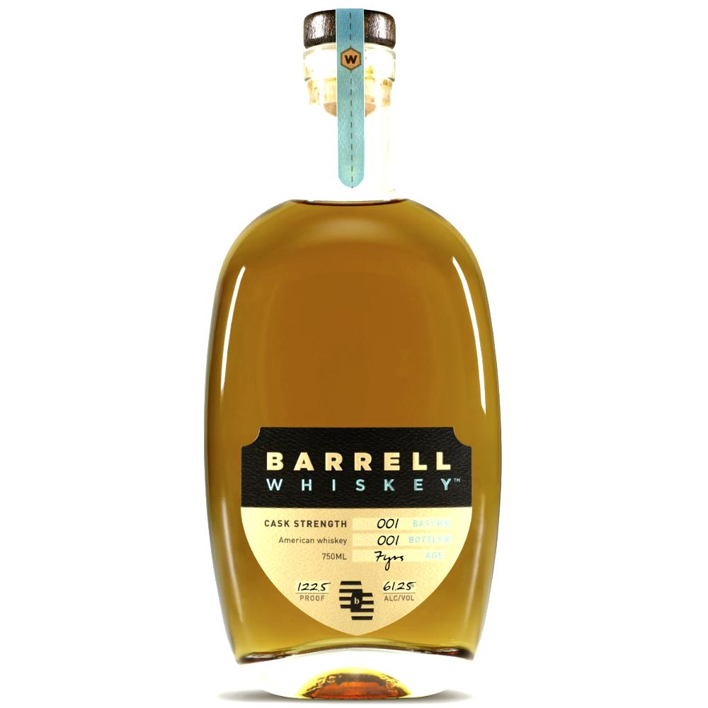Barrell Whiskey Batch 001 American Whiskey Barrell Craft Spirits