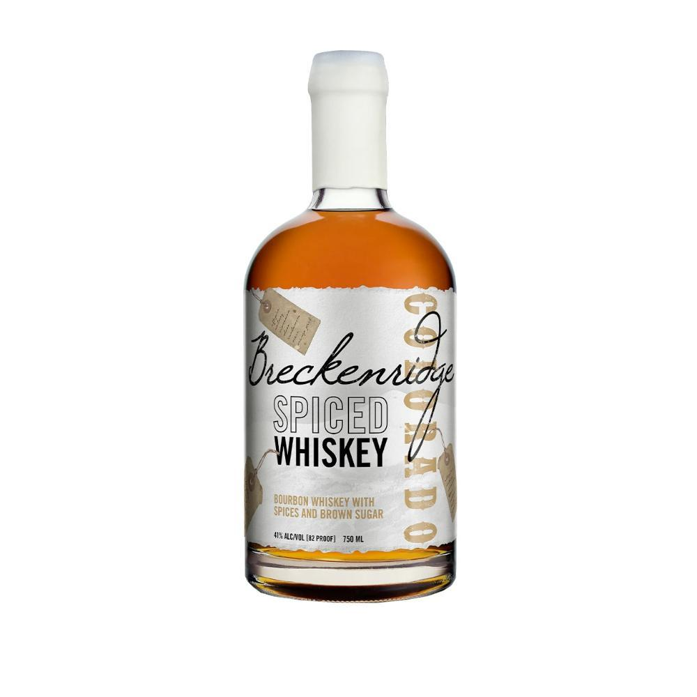 Breckenridge Spiced Whiskey Bourbon Breckenridge Distillery