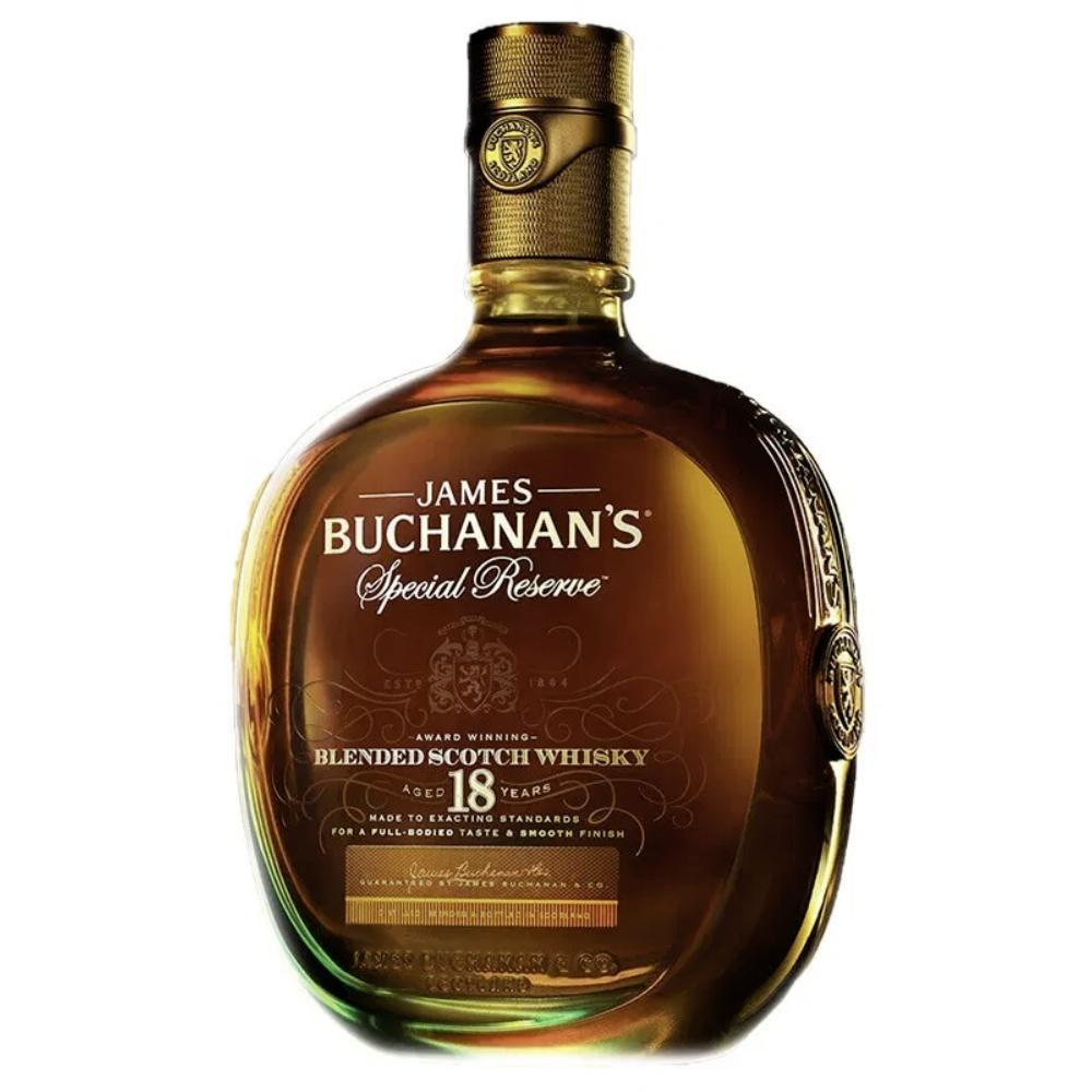 Buchanan's Special Reserve 18 Year Old Blended Scotch Buchanan's