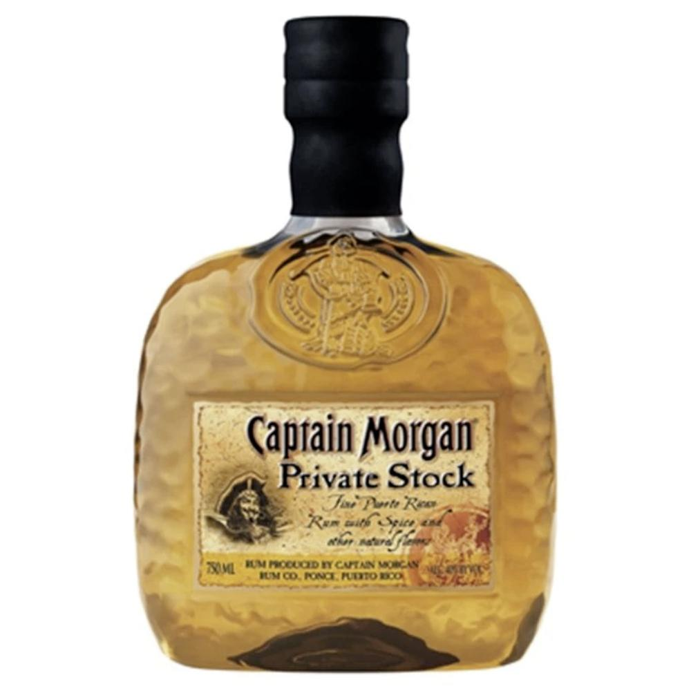 Captain Morgan Private Stock Rum Captain Morgan