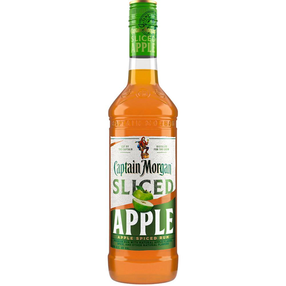 Captain Morgan Sliced Apple Spiced Rum Rum Captain Morgan