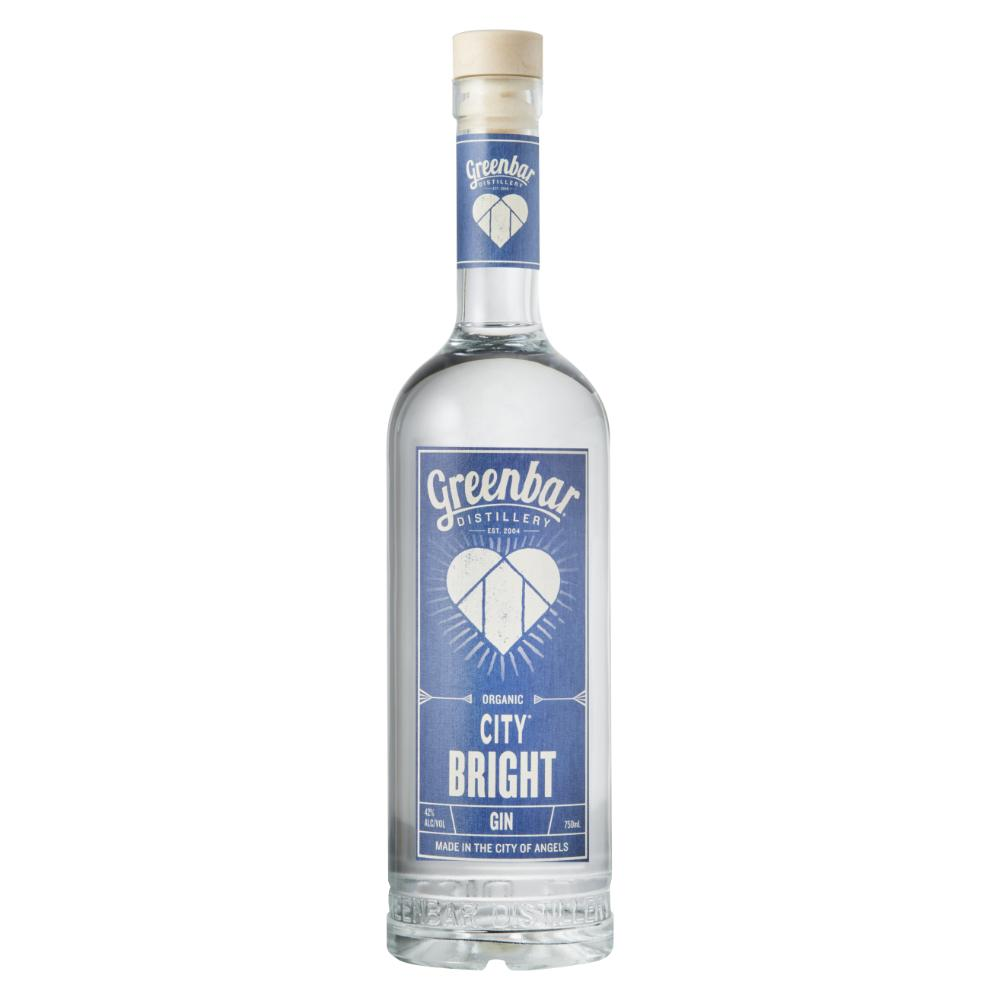 City Bright Gin Brands Greenbar Distillery