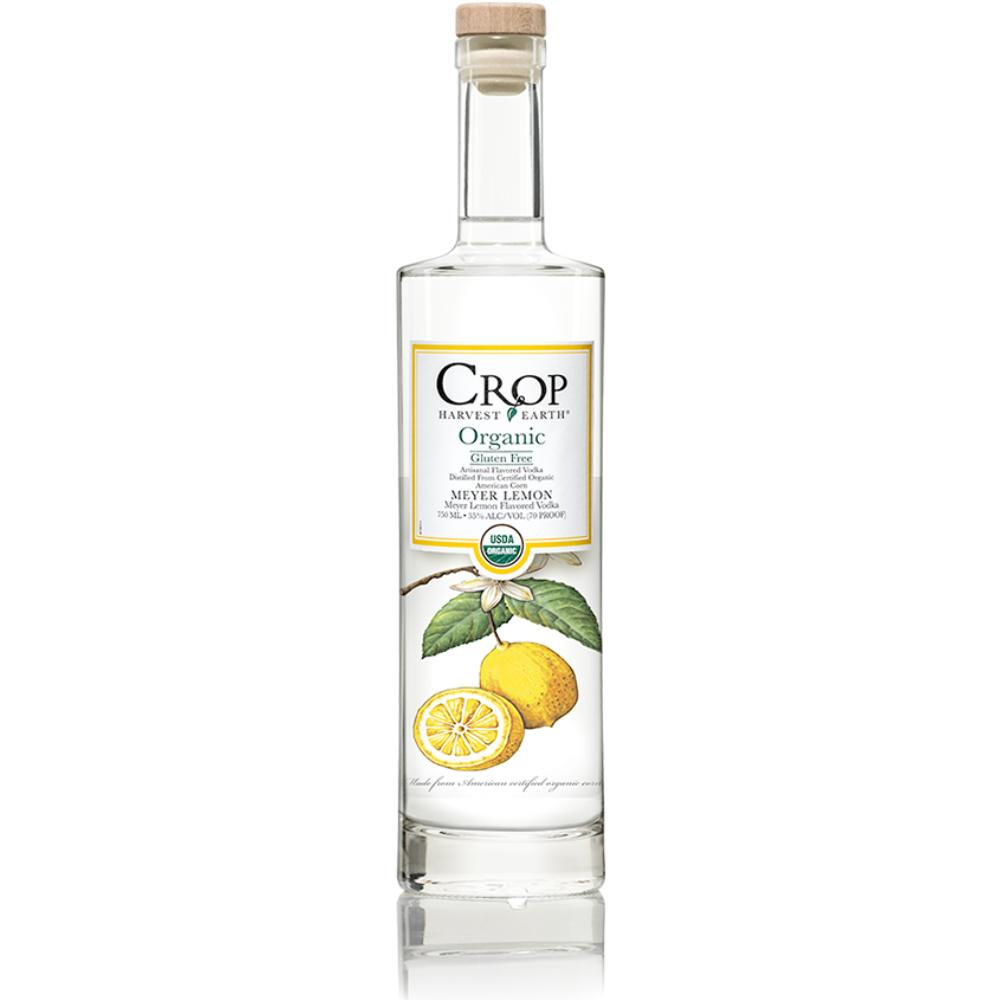 Crop Meyer Lemon Vodka Vodka Crop Vodka