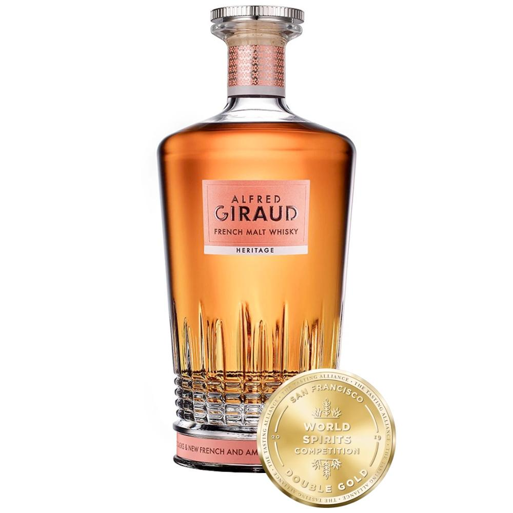 FRENCH MALT WHISKY HERITAGE by Alfred GIRAUD Whisky Alfred GIRAUD