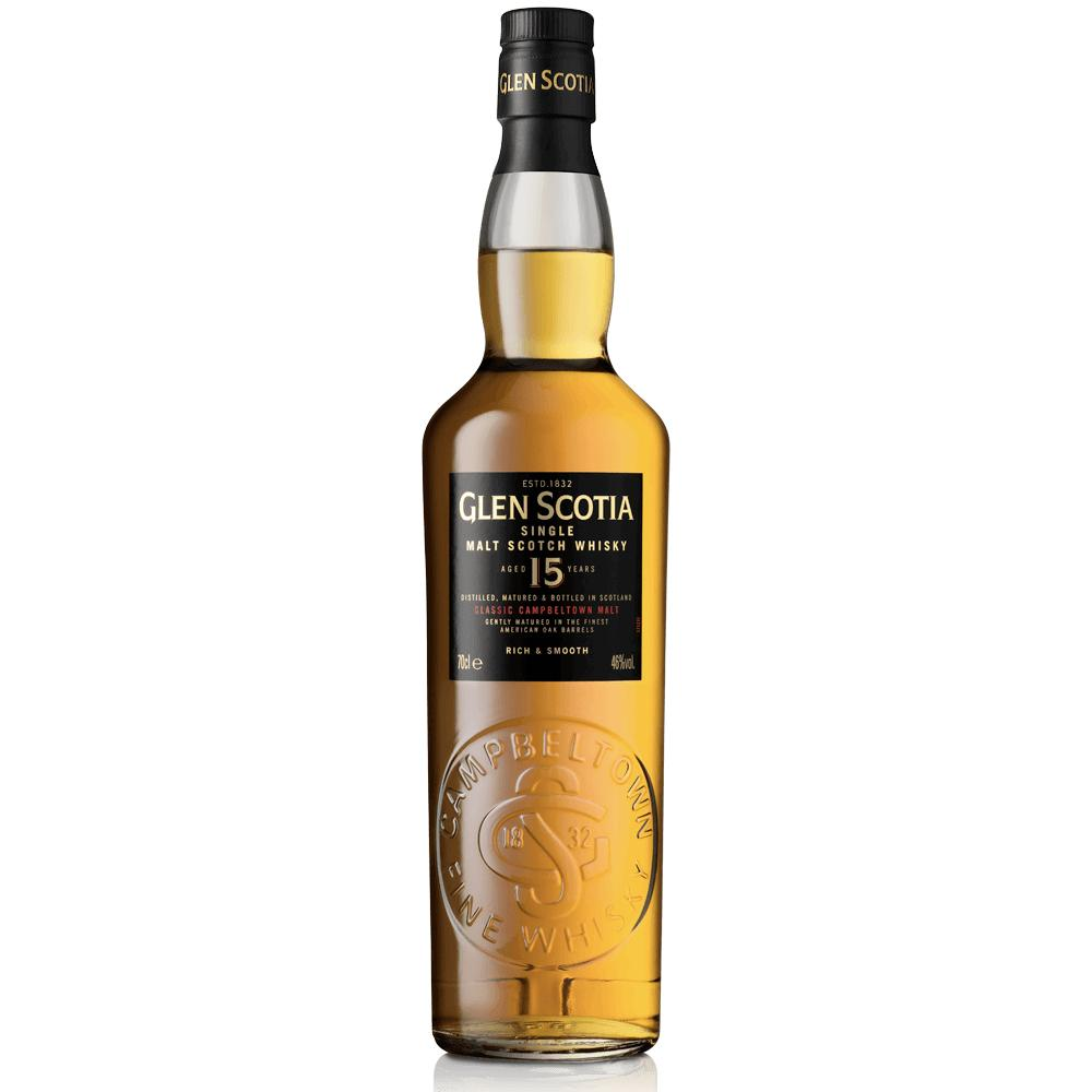 Glen Scotia 15 Years Old Scotch Glen Scotia