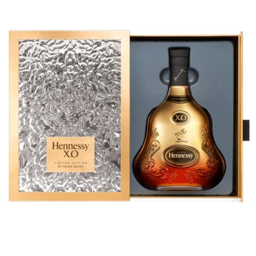 Hennessy X.O 2020 Frank Gehry Limited Edition Cognac Hennessy