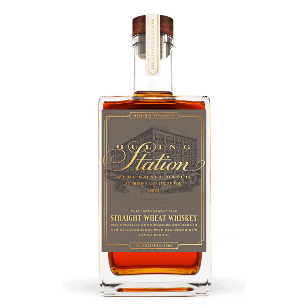 Huling Station Straight Wheat Whiskey