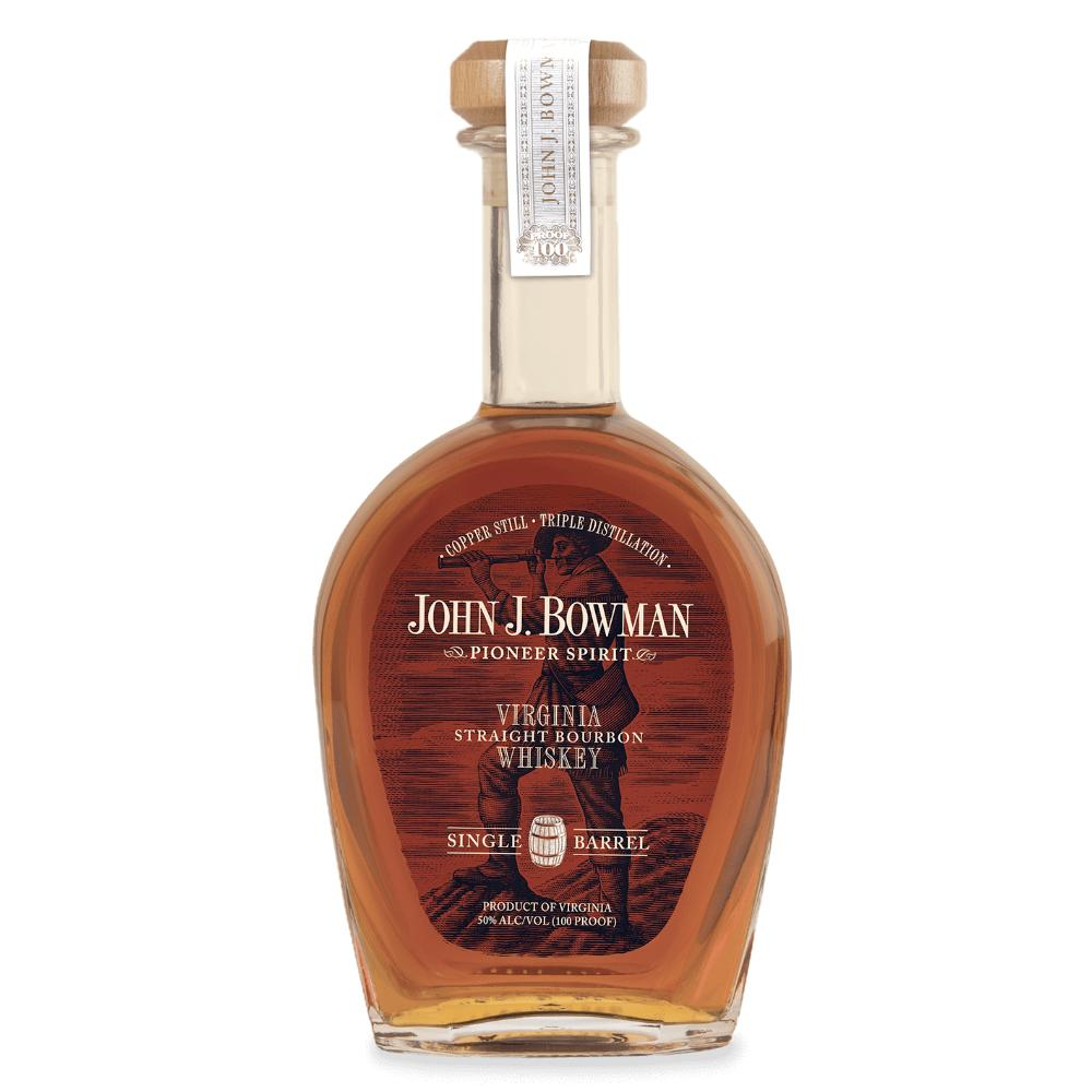 John J Bowman Single Barrel Bourbon John J Bowman
