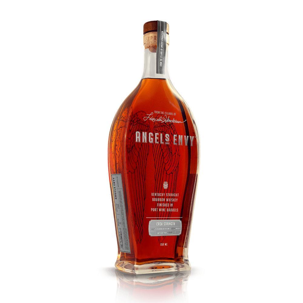 Angel's Envy 2018 Cask Strength Port Finish Bourbon Bourbon Angel's Envy