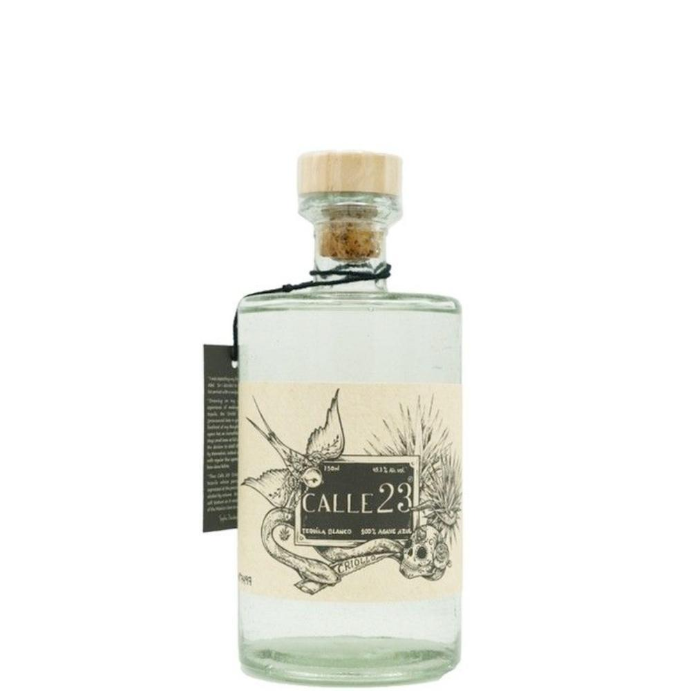Calle 23 Limited Edition Blanco Criollo Tequila Tequila Calle 23 Tequila
