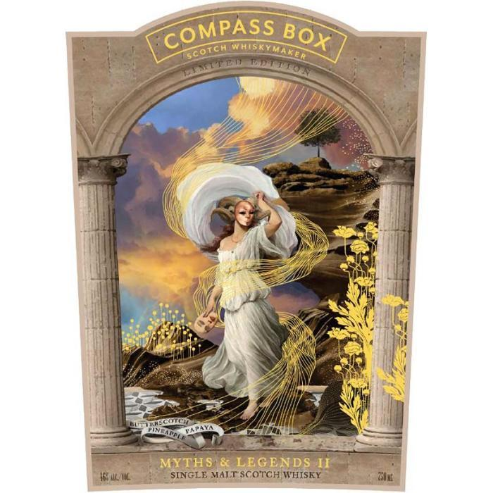 Compass Box Myths & Legends II Scotch Compass Box
