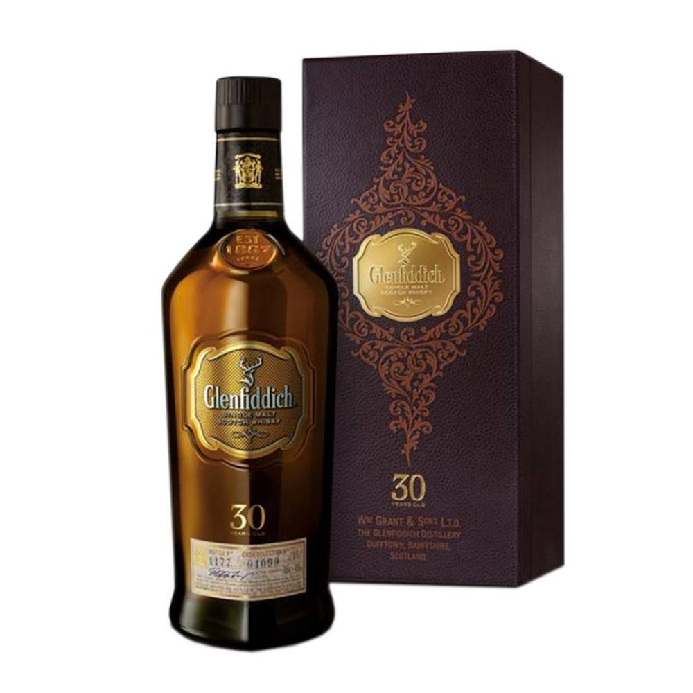 Glenfiddich 30 Year Old Scotch Glenfiddich
