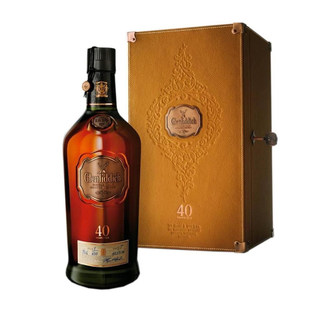 Glenfiddich 40 Year Old Scotch Glenfiddich