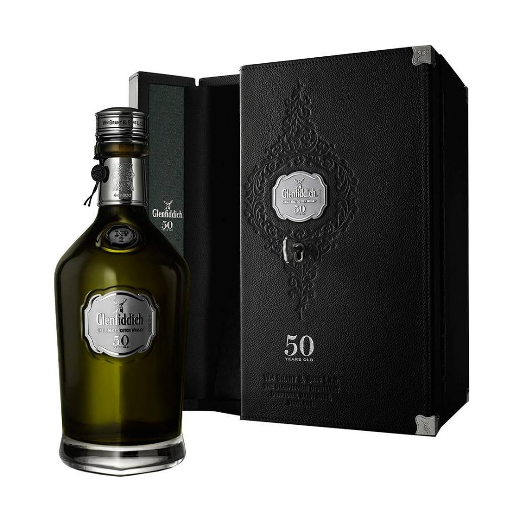 Glenfiddich 50 Year Old Scotch Glenfiddich