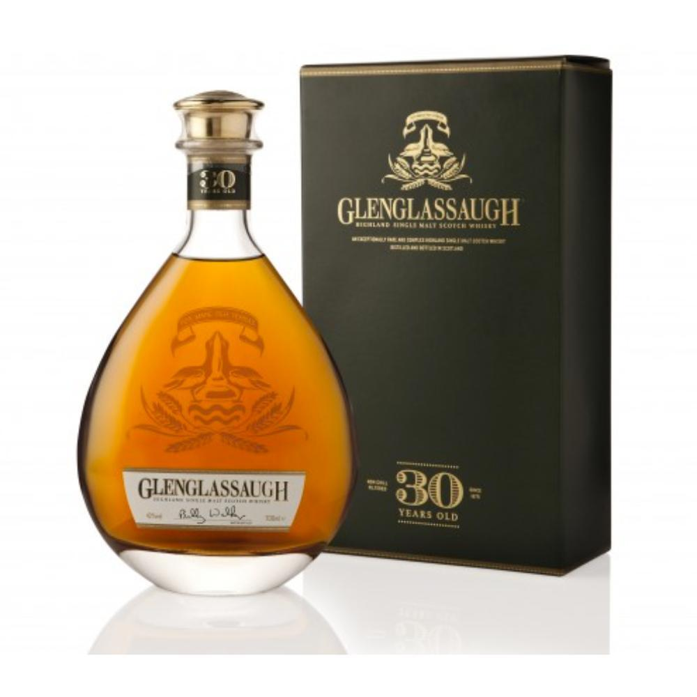 Glenglassaugh 30 Years Old Scotch Glenglassaugh