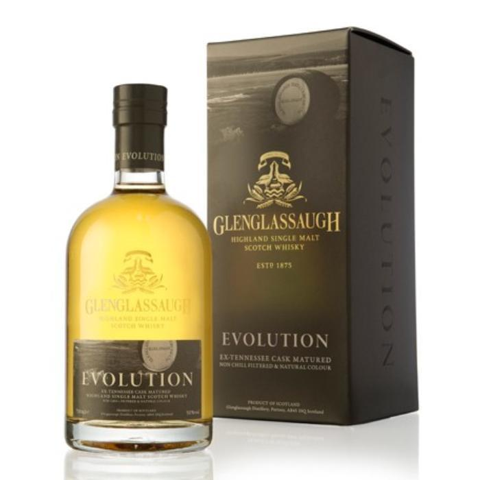 Glenglassaugh Evolution Scotch Glenglassaugh