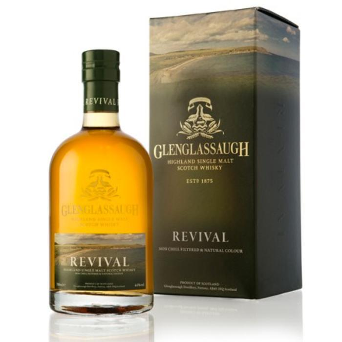 Glenglassaugh Revival Scotch Glenglassaugh