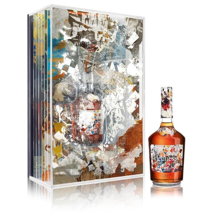 Hennessy V.s Limited Edition Deluxe Offer By Vhils Cognac Hennessy