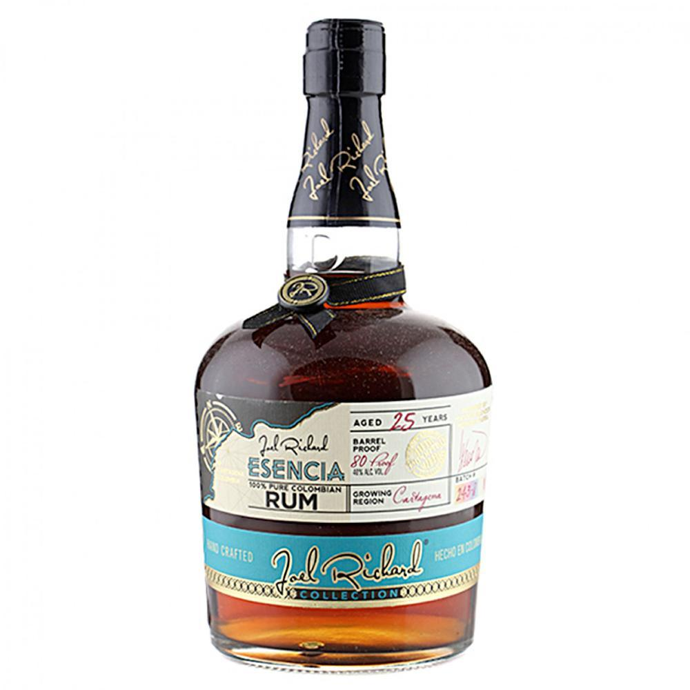 Joel Richard Escencia 25 Yr Colombian Rum Rum Joel Richard