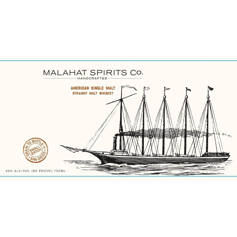Malahat Spirits Co. American Single Malt Single Malt Whiskey Malahat Spirits Co.