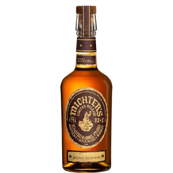 Michter's US1 Toasted Barrel Finish Sour Mash American Whiskey Michter's