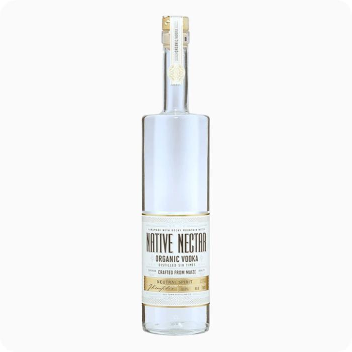 Native Organic Vodka Vokda Old Town Distilling