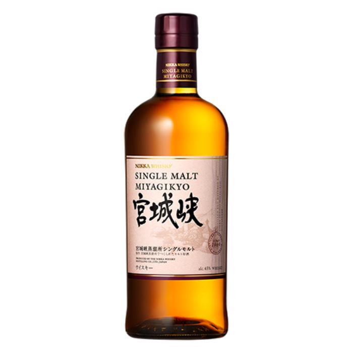 Nikka Miyagikyo Single Malt Japanese Whisky Nikka