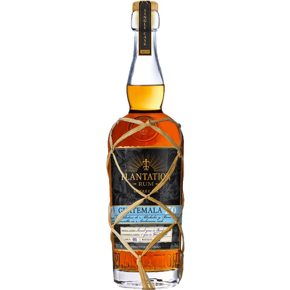 Plantation Rum Single Cask 2019 Guatemala XO Rum Plantation Rum
