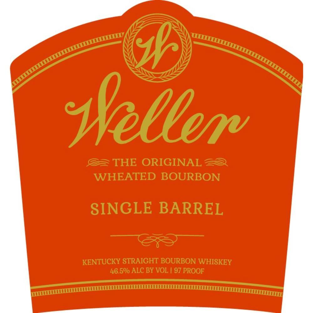 Weller Single Barrel Bourbon Buffalo Trace