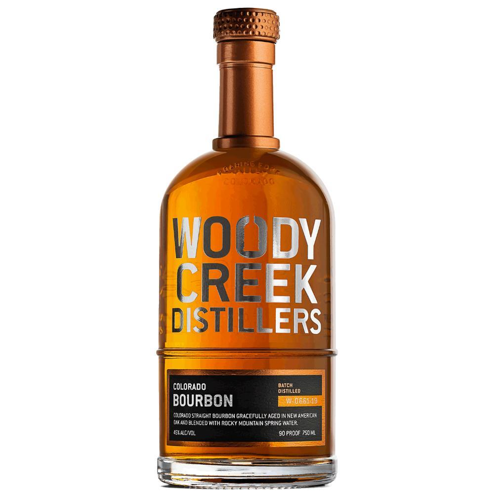 Woody Creek Distillers Bourbon Bourbon Woody Creek Distillers