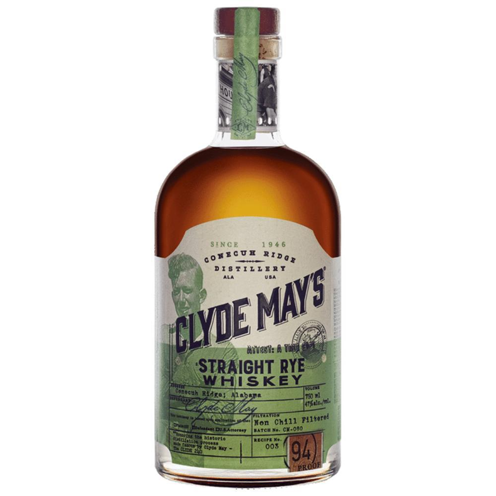 Clyde May's Straight Rye Whiskey Rye Whiskey Clyde May's