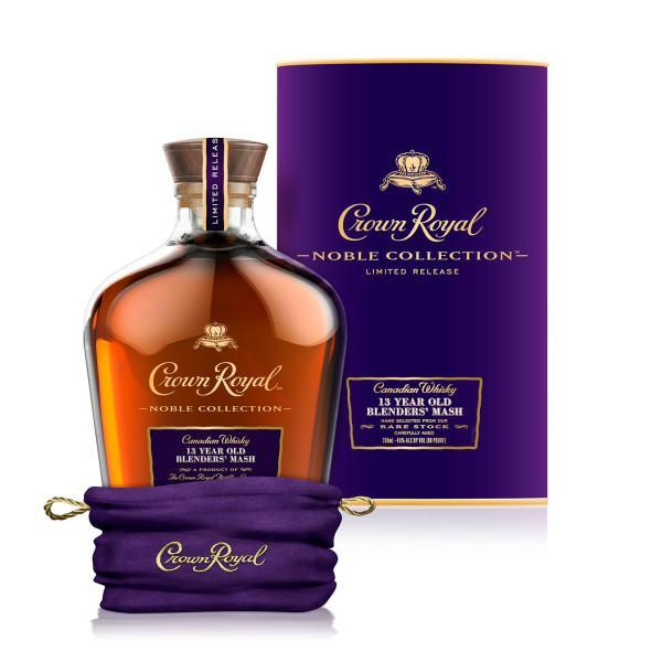 Crown Royal Noble Collection 13 Year Old Blenders' Mash Canadian Whisky Crown Royal