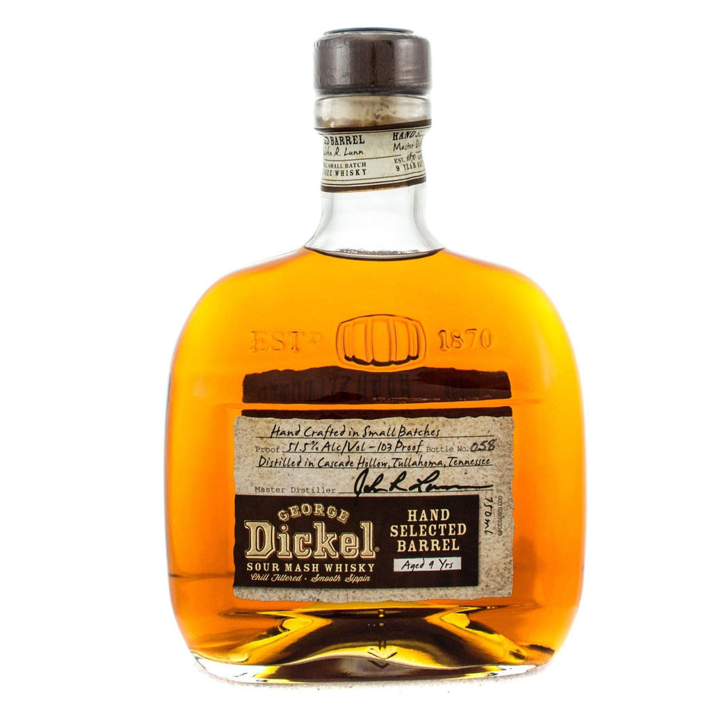 George Dickel Sour Mash American Whiskey George Dickel