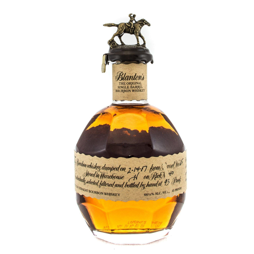 Blanton's Original Single Barrel Bourbon Blanton's Bourbon