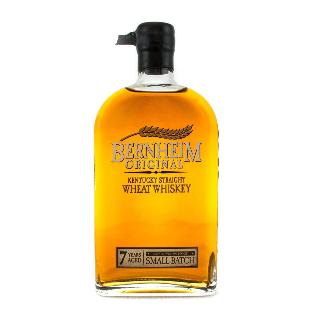 Bernheim Original Wheat Whiskey Wheat Whiskey Bernheim