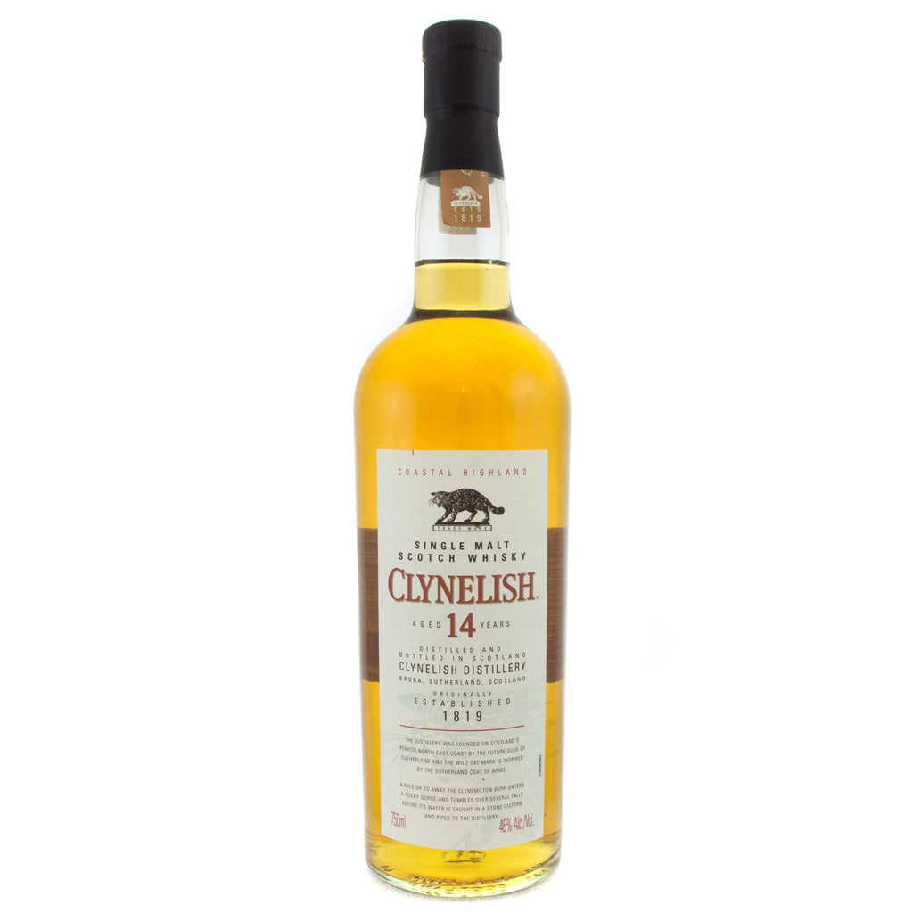 Clynelish 14 Years Old Scotch Clynelish