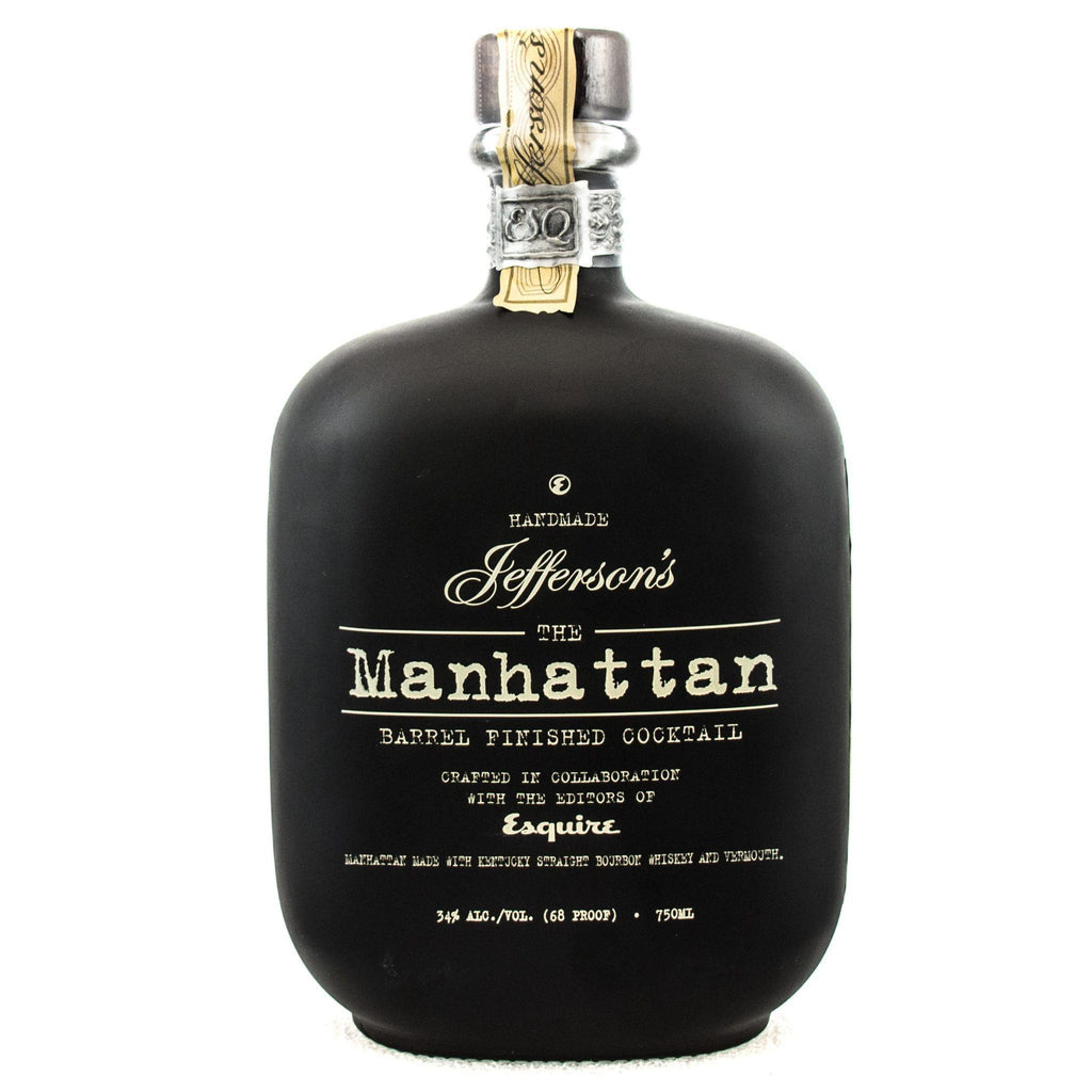 Jefferson's The Manhattan Bourbon Jefferson's