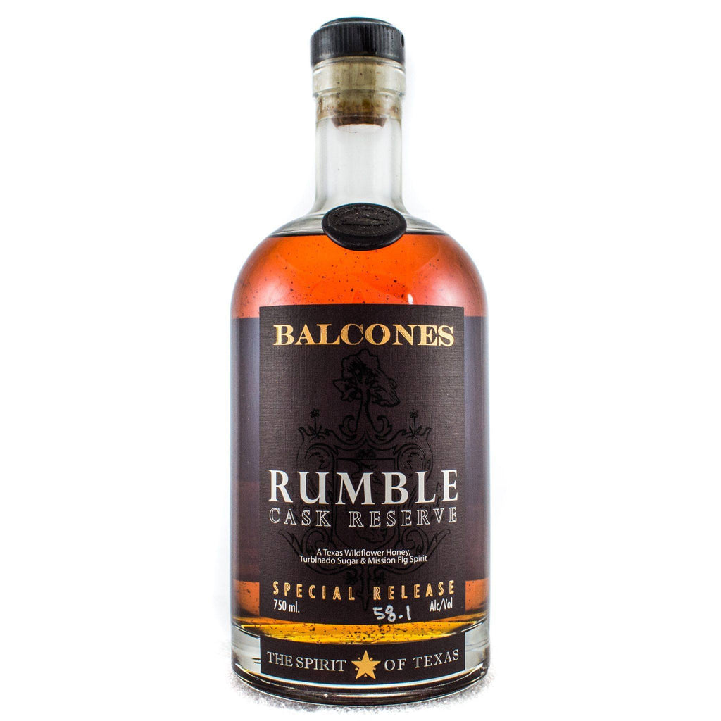 2012 Balcones Rumble Cask Reserve American Whiskey Balcones